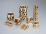 #50SP1-SL1 Solid Lubricated Brass Bearing